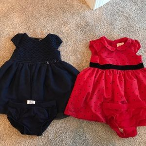b3f0a3ab347 Carter s Dresses - 6 month baby girl dresses (set of ...